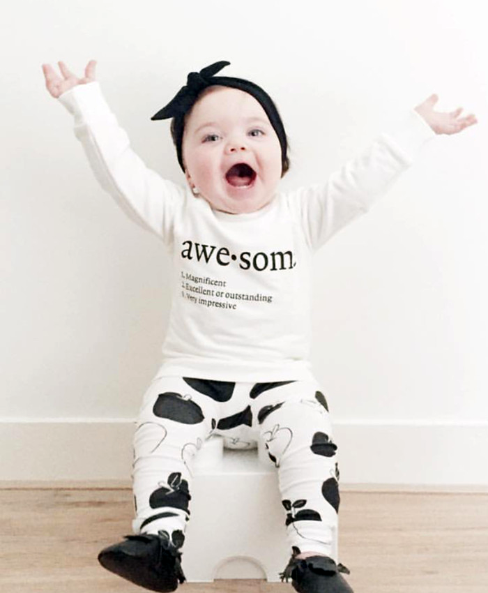 Awesome Baby Outfit