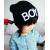 BOY Black Beanie +£4.00