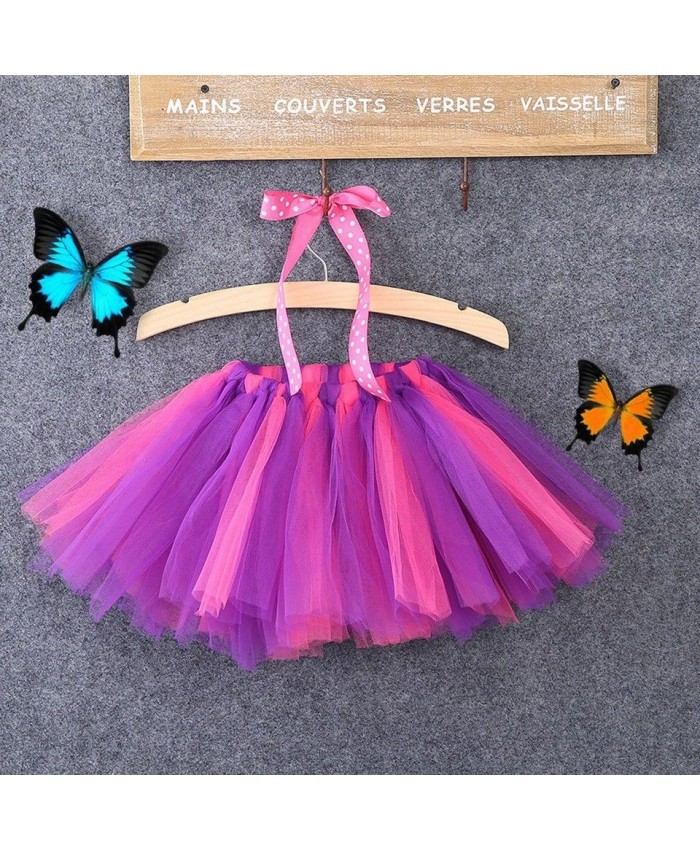 Toddler Tutu, Adult Clown Collar