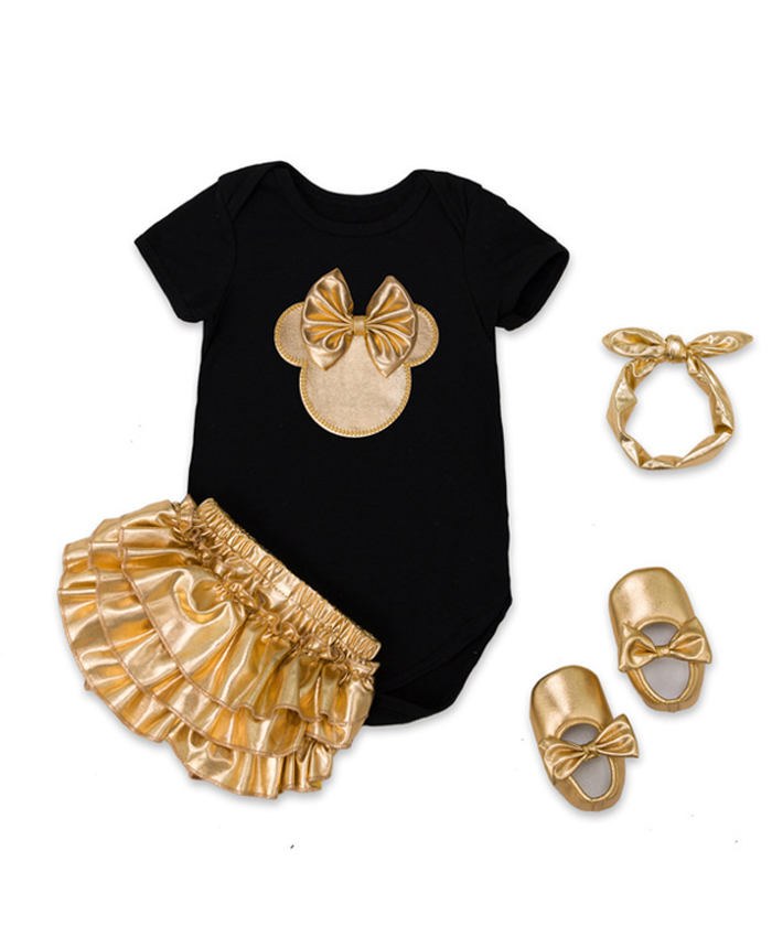 Mini Bling Baby Outfit