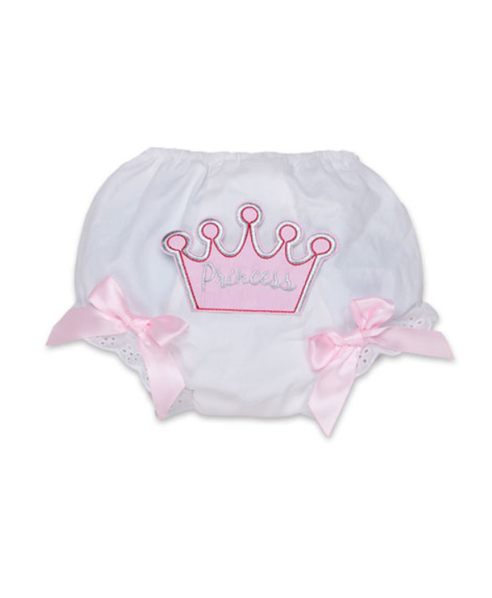 Baby Princess Ruffle Cotton Bloomers