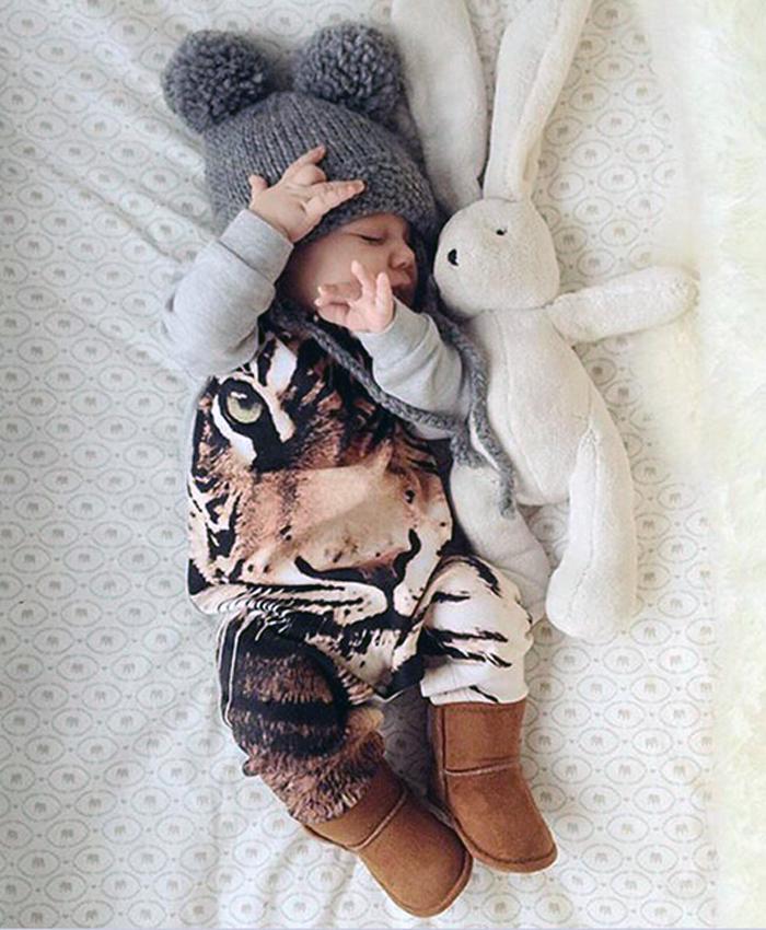 Tiger Baby Body
