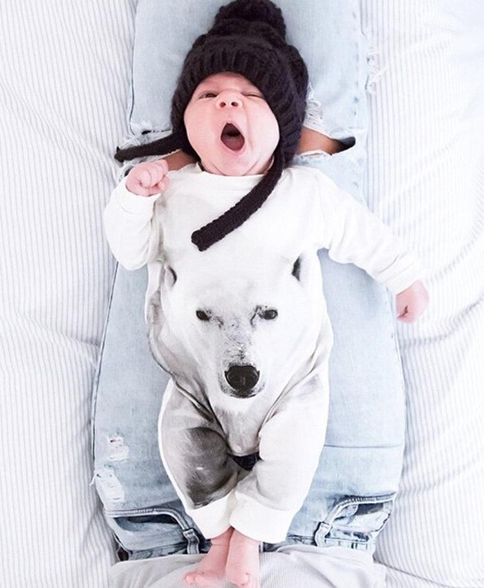Wolf Baby Body