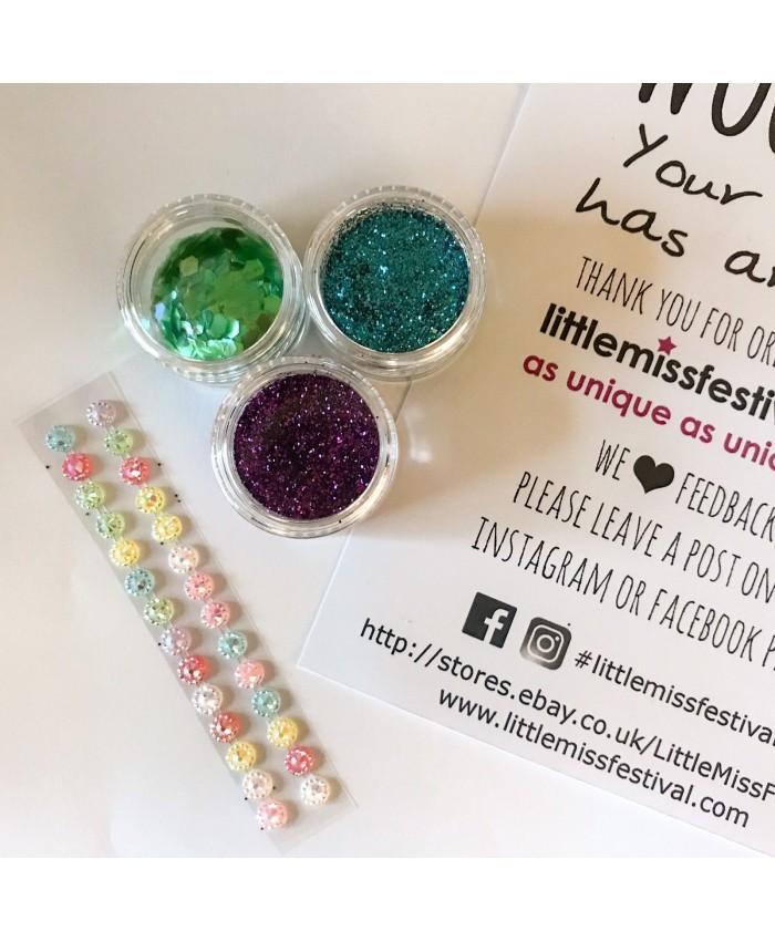 Mermaid Glitter Kit