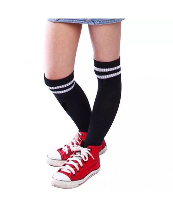 Over The Knee Socks, Various Colours, Hockey Style