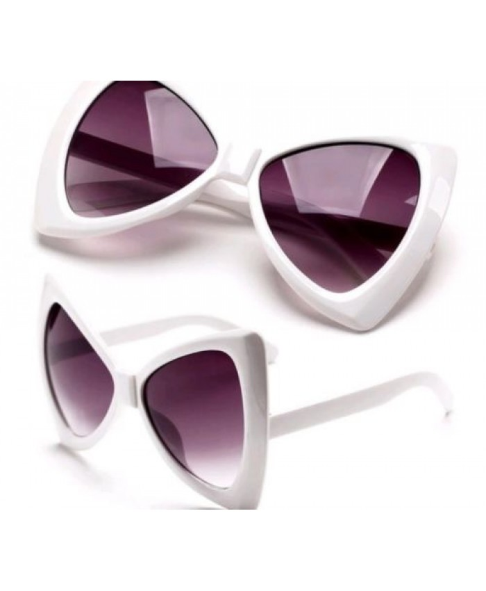 Large Bow Sunglasses