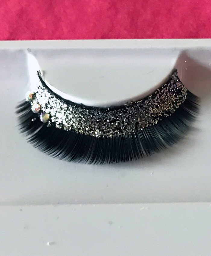 Bling False Eyelashes