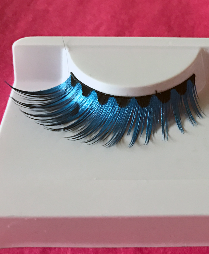 Blue Velvet False Eyelashes