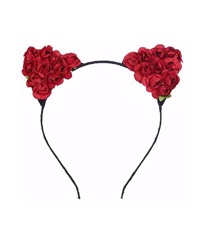 Pussy Cat Ears Headband