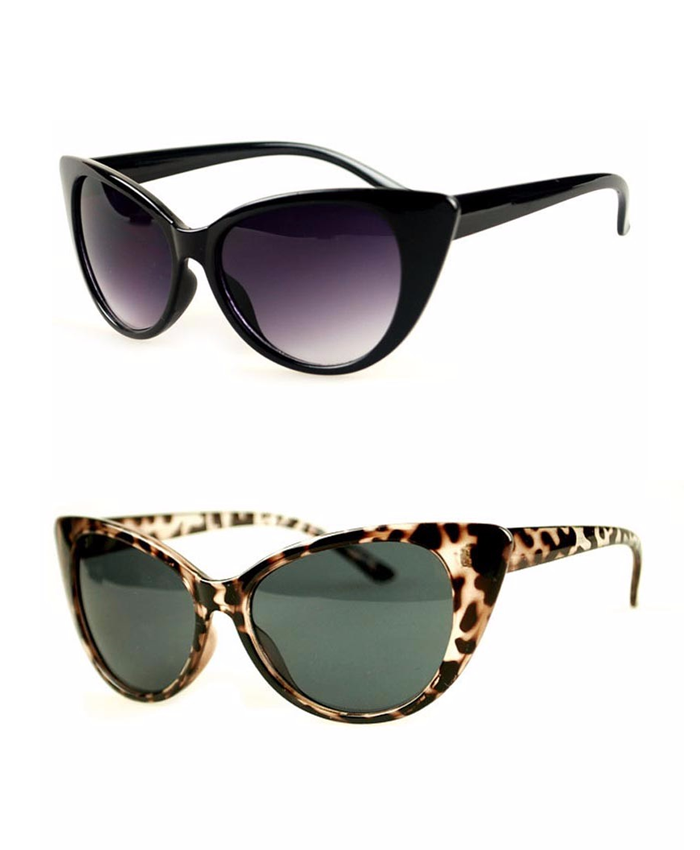 Retro Sexy Cat Sunglasses