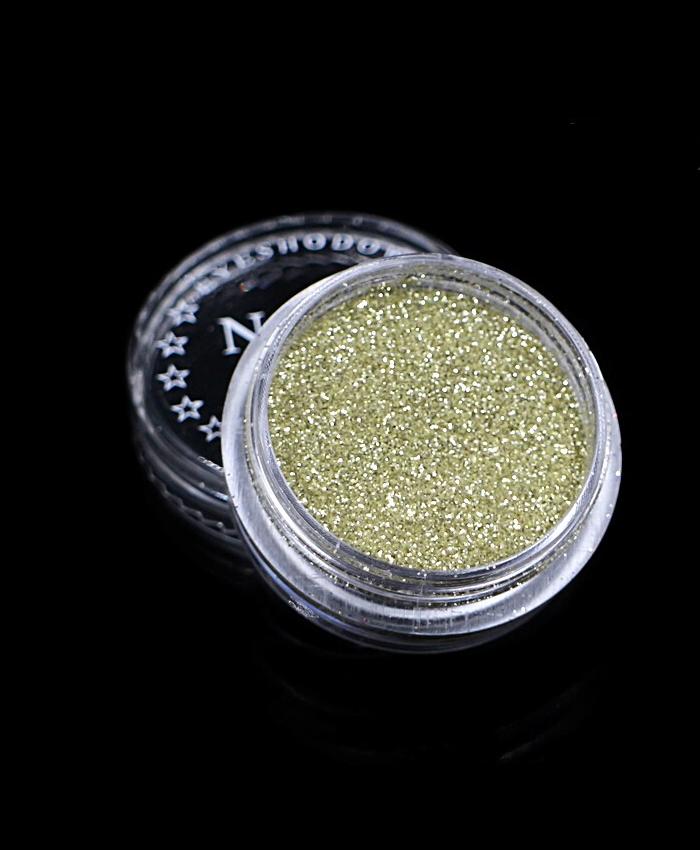 Gold Face Glitter