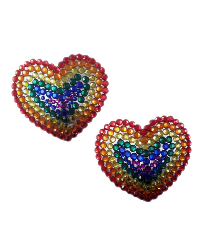 Heart Nipple Pastie