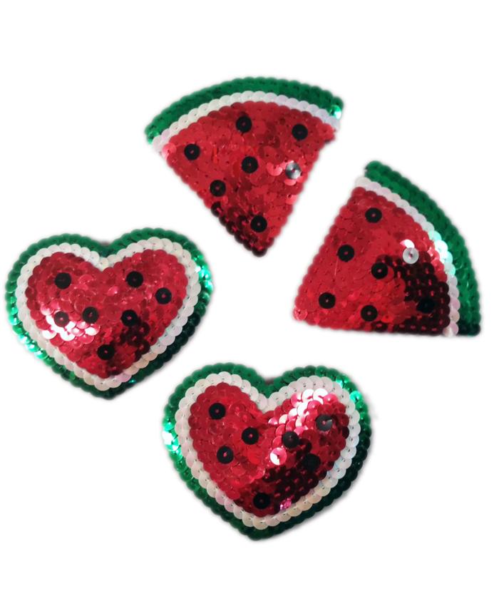 Melon & Heart Nipple Pastie