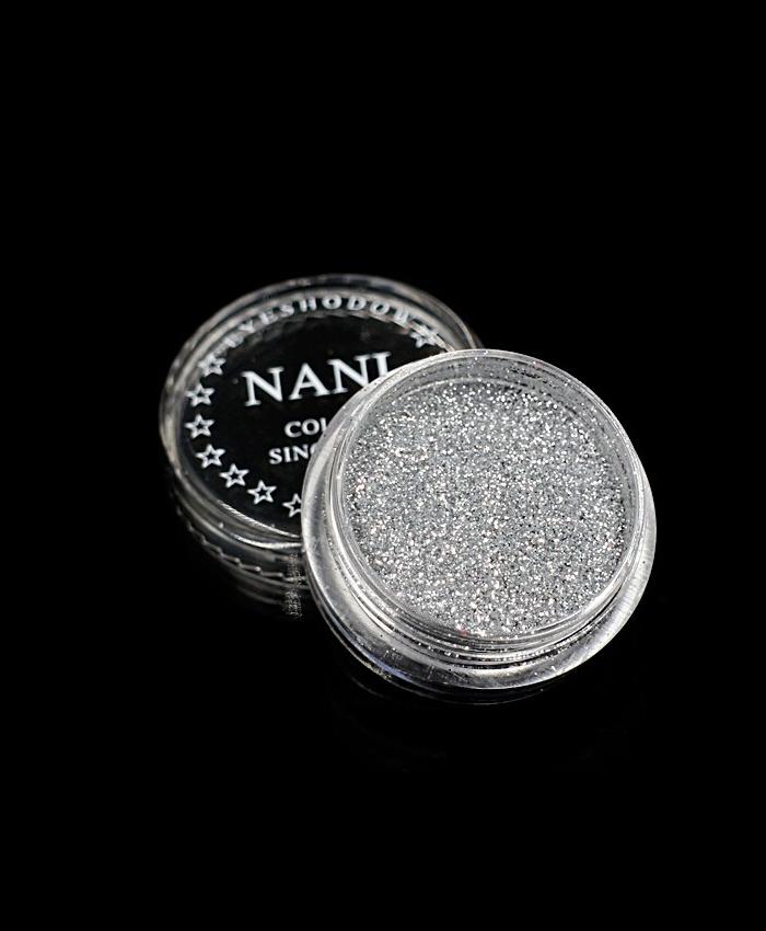 Silver Face Glitter