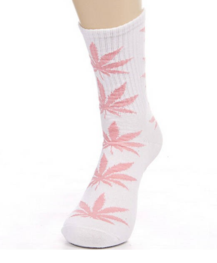 Marijuana Ankle Socks