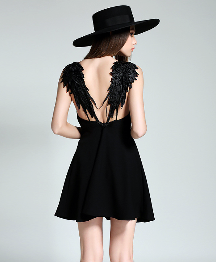 Beautiful Angel Wing Dress