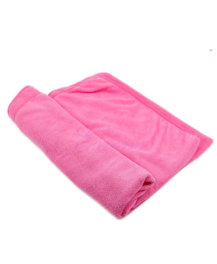 Pink Microfibre Quick Dry Towel