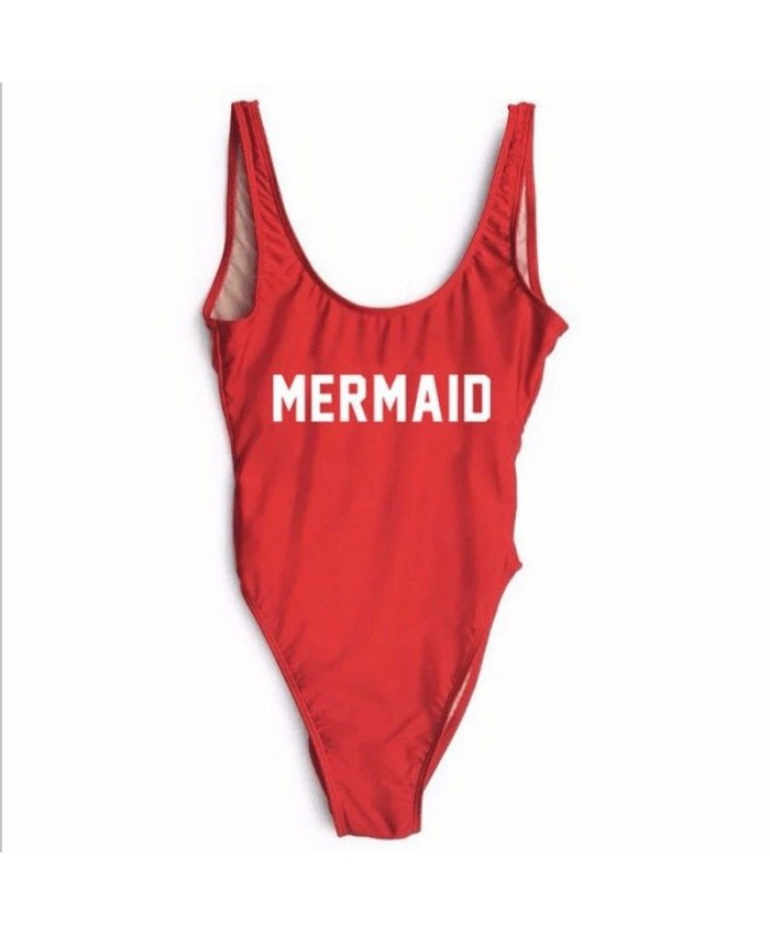 Mermaid Swimsuit, Various Colours